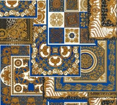 Versace  4 - 37048-1 - İthal Duvar Kağıdı